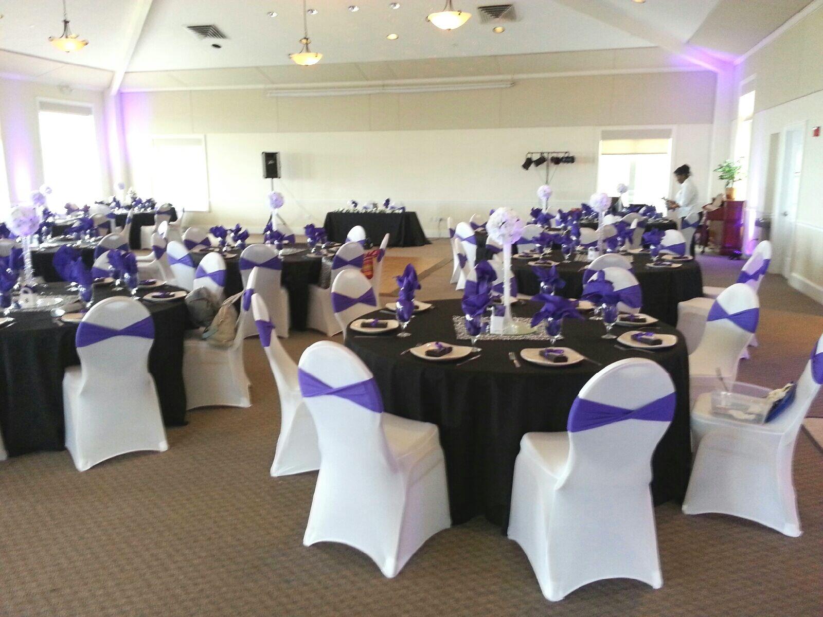 Palm Beach Shores Community Center Wedding