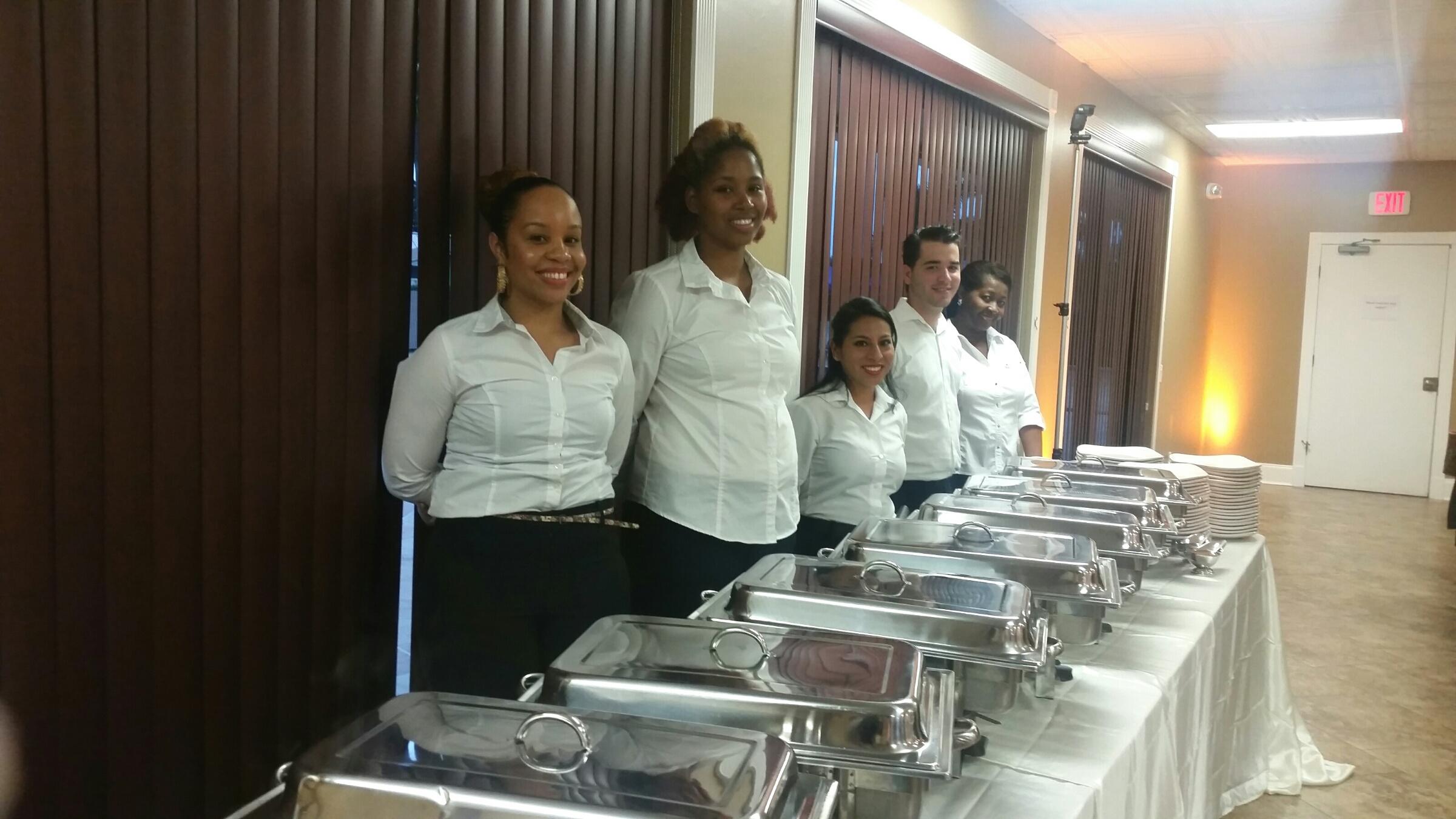 Wedding Catering Buffet Set-Up Palm Beach Gardens, FL