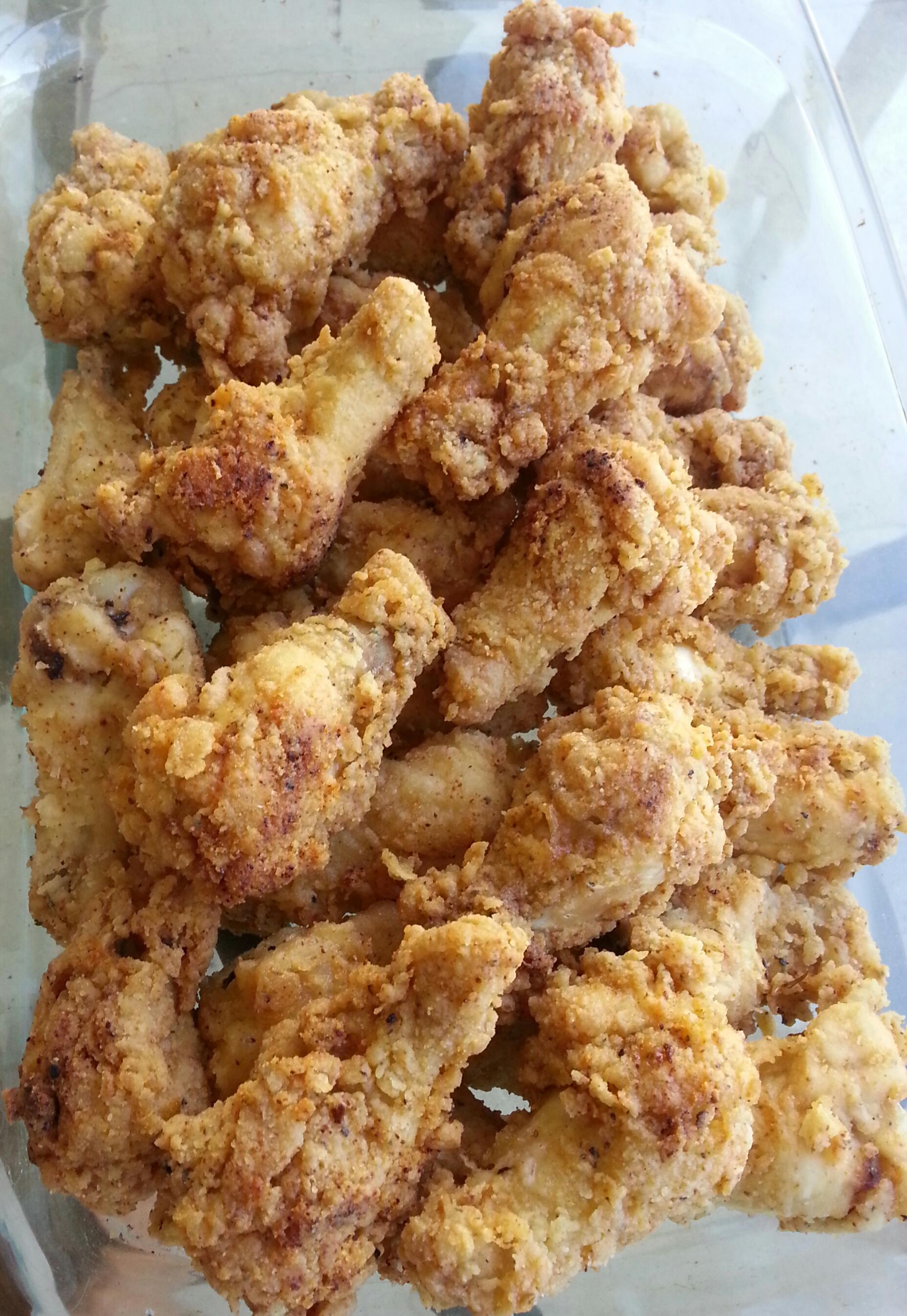 Chicken drummettes
