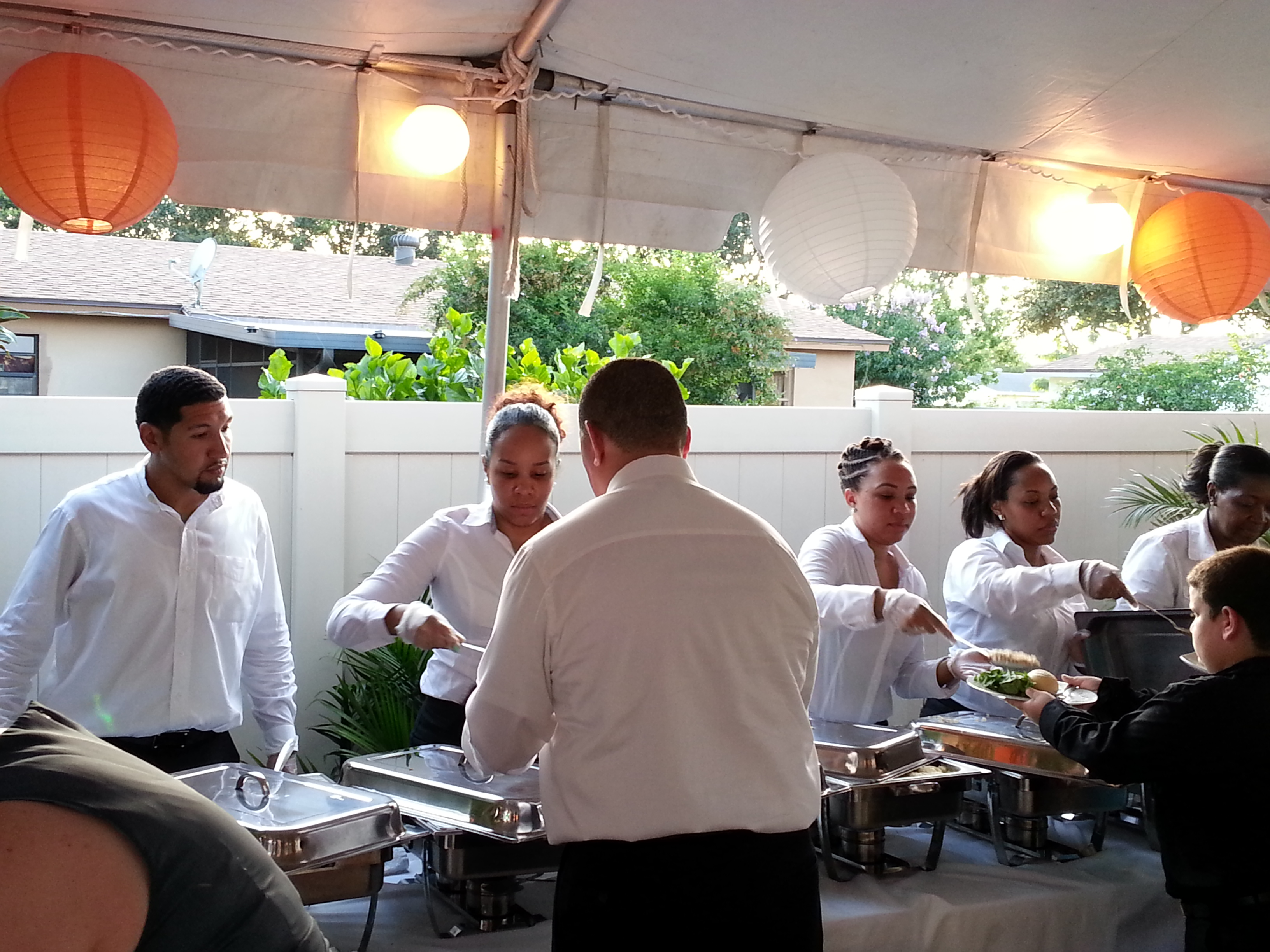 Private Residence Catering  West Palm Beach, FL