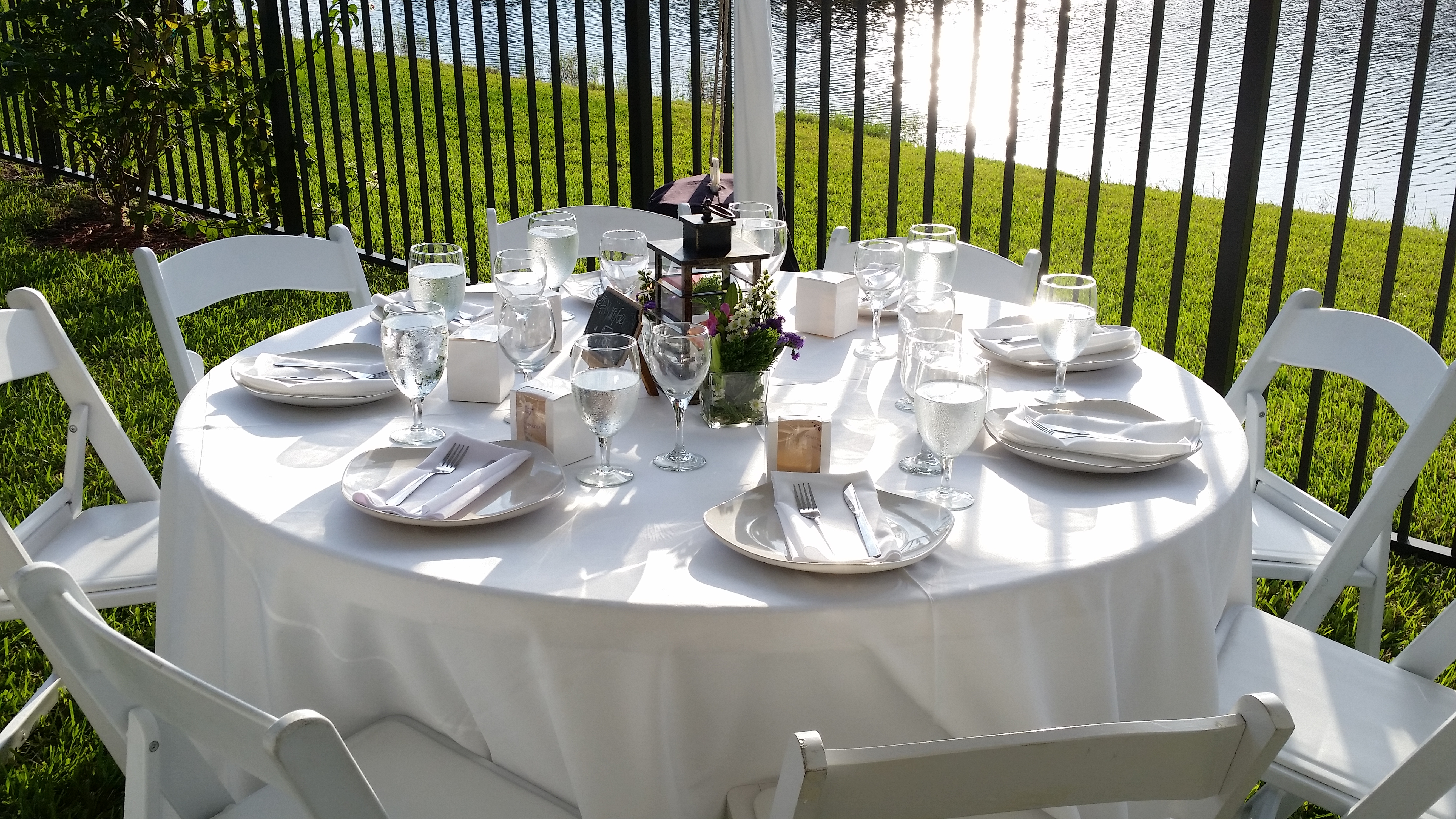 Private Residence Wedding