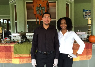 Private Residence Wedding Catering Jupiter, FL