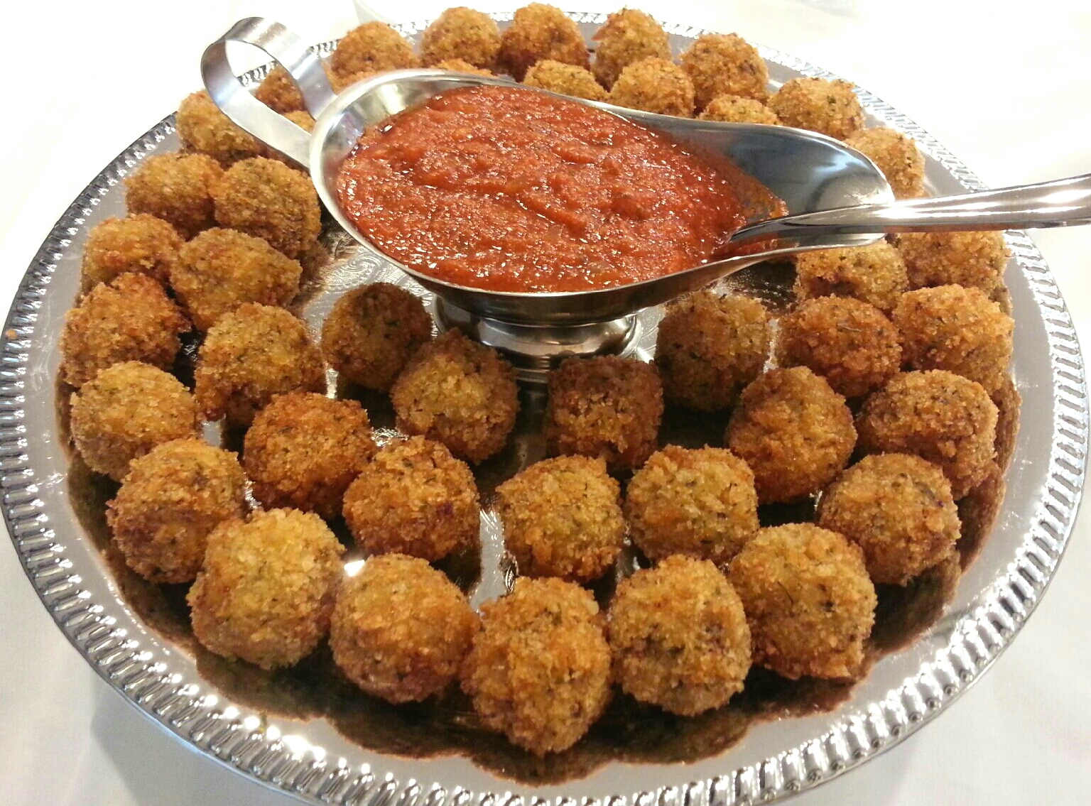 Meatball Platter