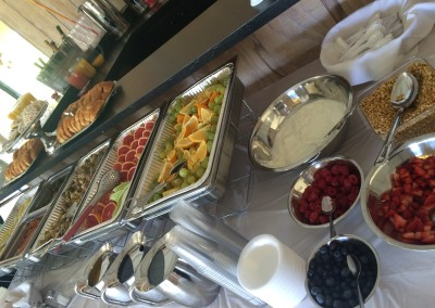 Private Function Breakfast Buffet